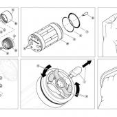 Abbildungen für die technische Dokumentation, Manuals, Anleitungen