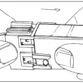 Technische Skizze