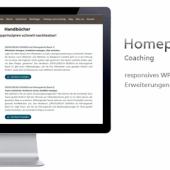 Internetpräsenz Coaching, Blog
