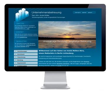 Design und Umsetzung moderner Internetseiten