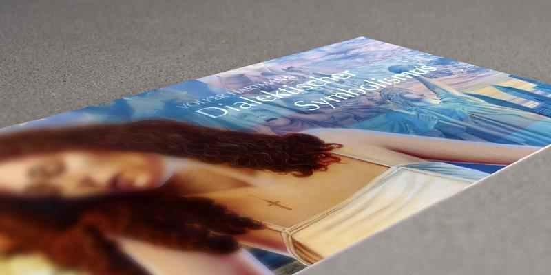 Einladungskarte Vernissage